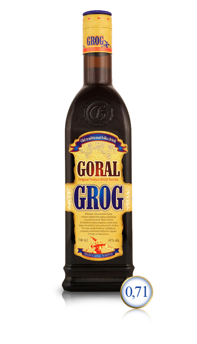 Gas Familia S R O Goral Grog 45 Produkty V 253 Roba
